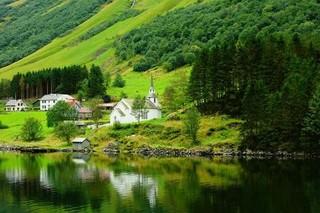 Boek een hotel in Noorwegen